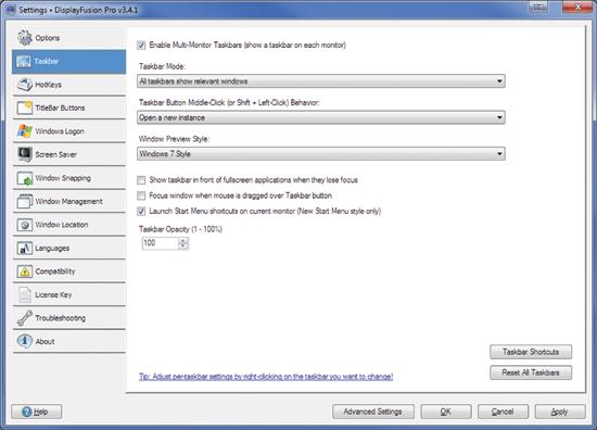 DisplayFusion pro registration key