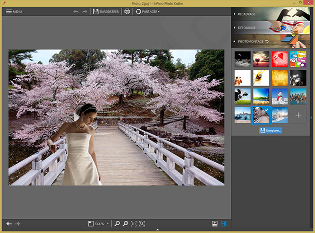 Inpixio Photo Clip 6.0 trial version