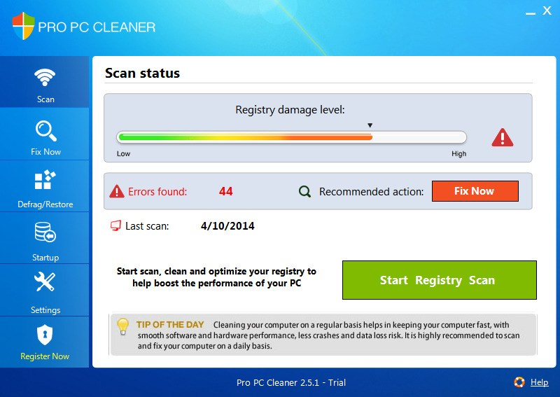 37 Free Registry Cleaners