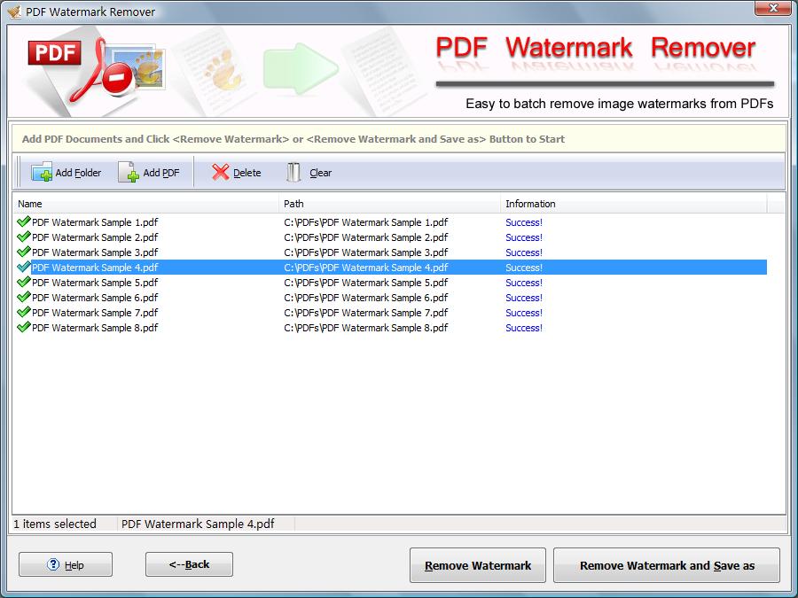 Pdf Key Remover