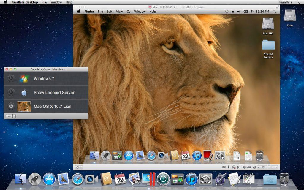 Parallel Desktop free download