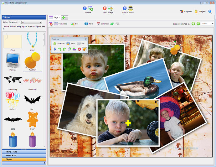 Picture Collage Maker Pro serial key