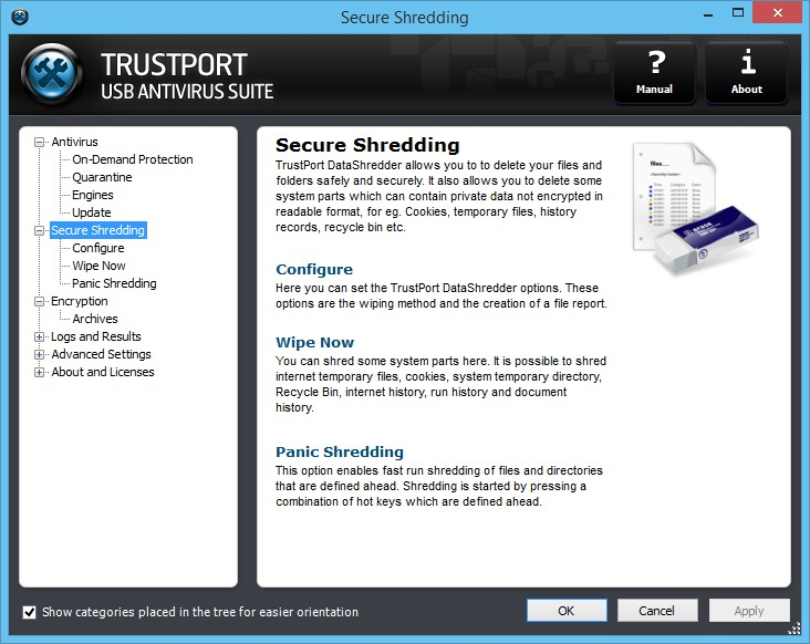 TrustPort USB Antivirus latest version free download