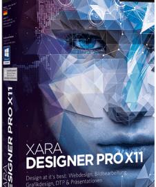 Xara Designer Pro X11