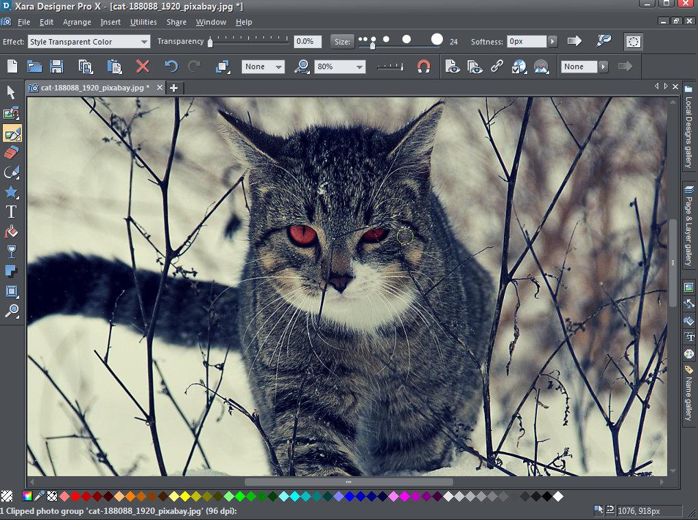 Xara Designer Pro X11 full version