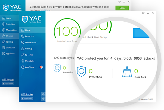 YAC Antivirus 2017 activation key