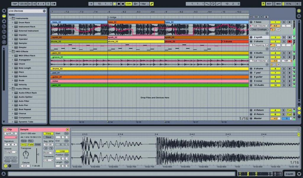 Ableton Live 9 Suite product key