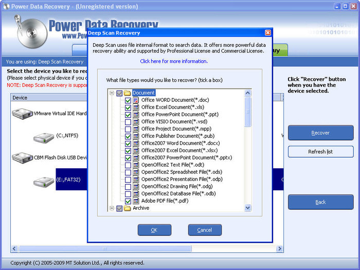 Minitool Power Data Recovery product key