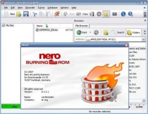 nero burning rom full español