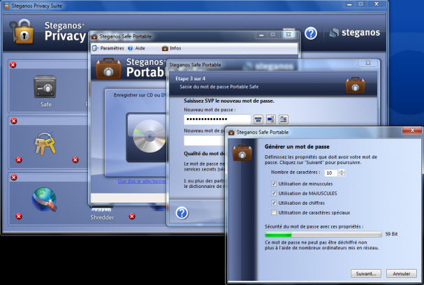 Steganos Privacy Suite license Key