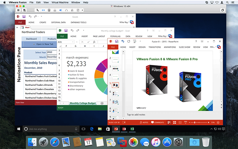 VMware Fusion 8 free download