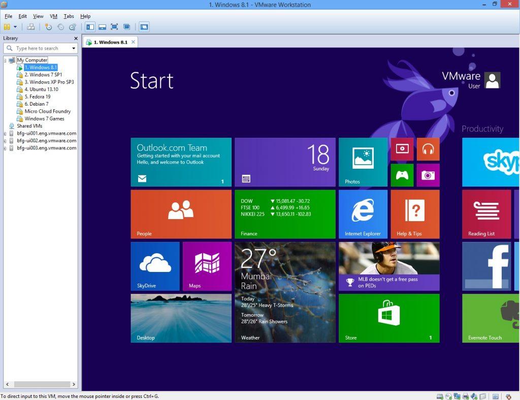 VMware Fusion 8 release notes