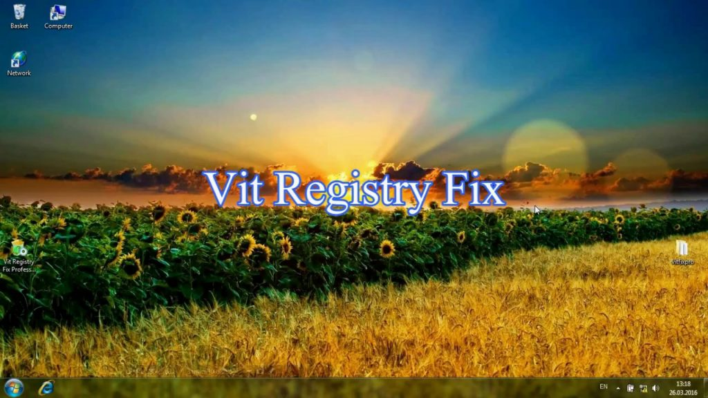 Vit Registry Fix Free edition
