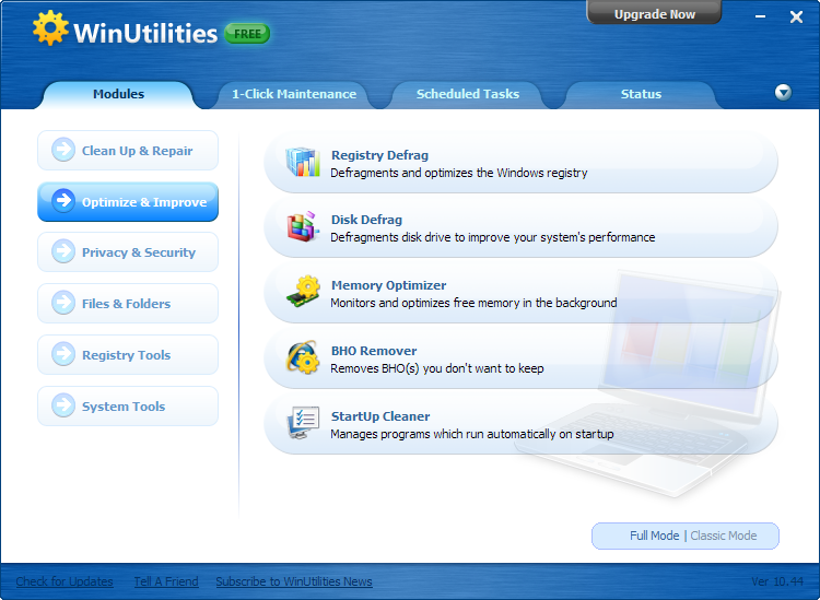 WinUtilities Pro registration key