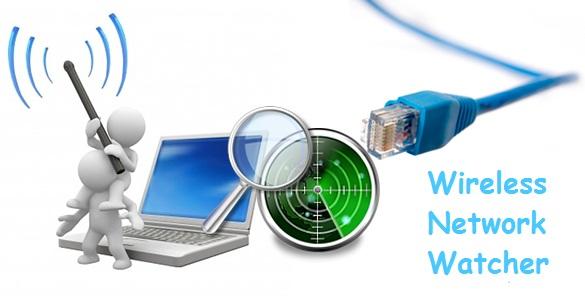 Wireless Network Watcher review