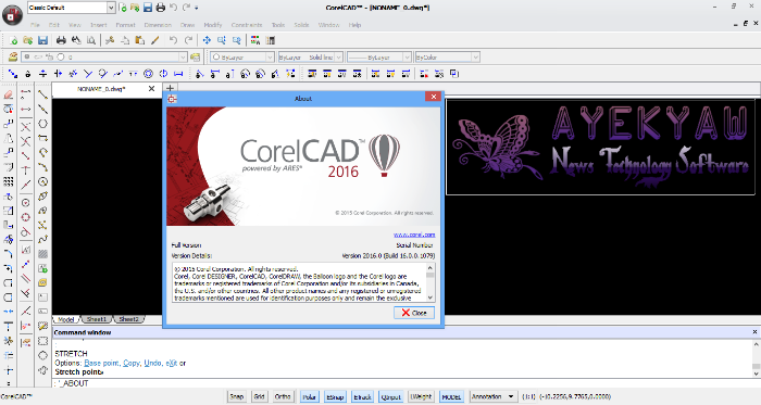 CorelCAD 2017 License Key