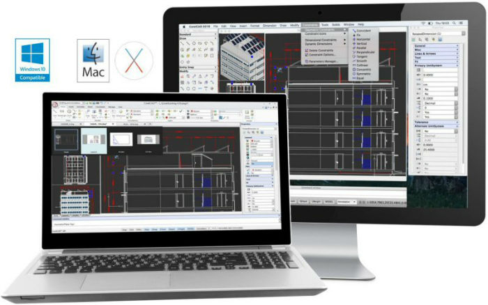 CorelCAD 2017 Mac Crack