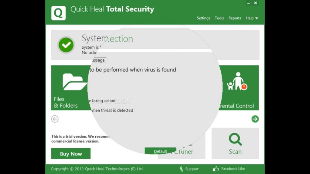 Quick heal total security 2017