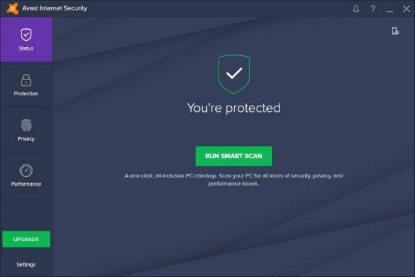 Avast Internet Security 2017 Full