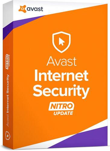 Avast Internet Security 2017 Logo