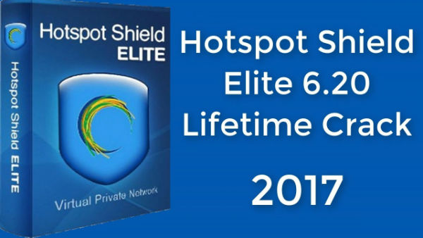 Hotspot Shield Elite VPN Crack
