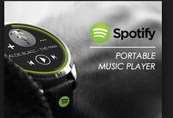 Spotify Music Player
