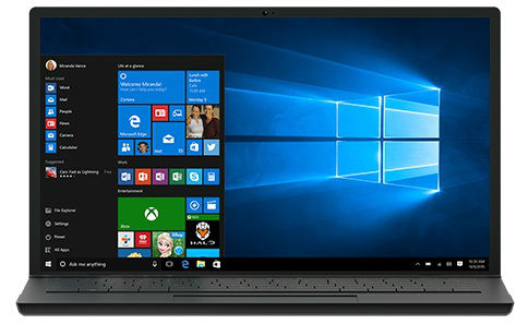 Windows 10 Professional iso 64 bit free Download