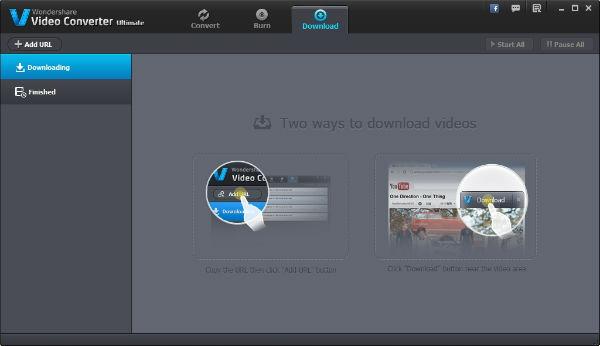 Wondershare Video Converter Mac