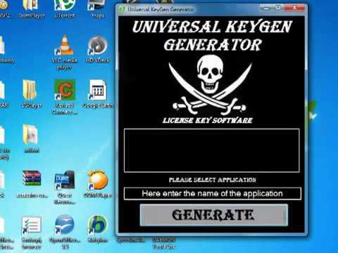 Universal Keygen Generator Latest