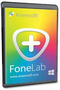 AiseeSoft FoneLab Logo