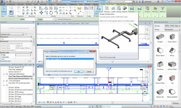 Autodesk Revit Features