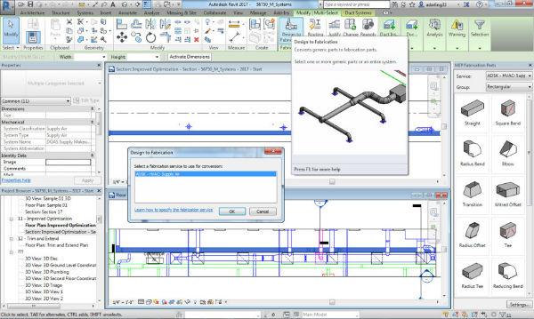 Autodesk Revit Features
