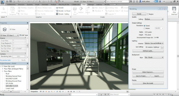 Autodesk Revit Software