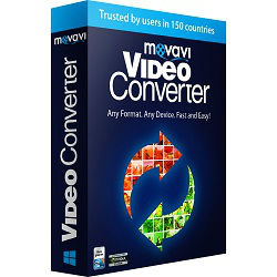 Movavi Video Converter Logo