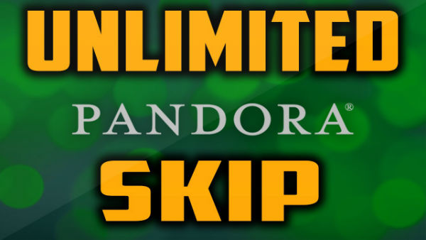 Pandora APK Unlimited Skips