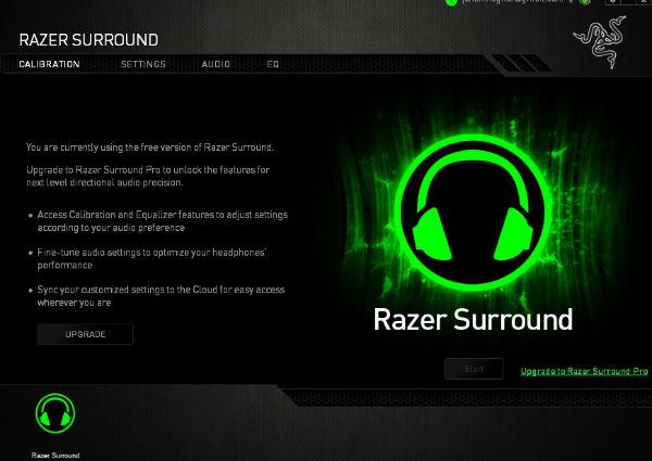 Razer Surround Pro