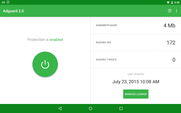Adguard Pro for Android