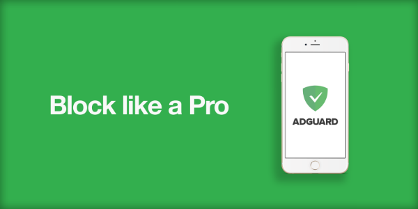 Adguard Pro for iOS