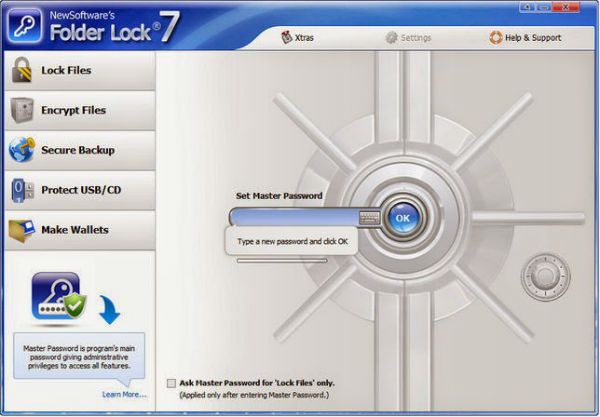 Folder Lock 7 Crack Serial Key