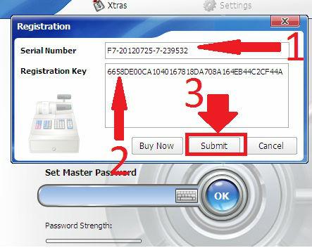 Folder Lock 7 Serial Key