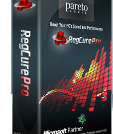 RegCure Pro Logo
