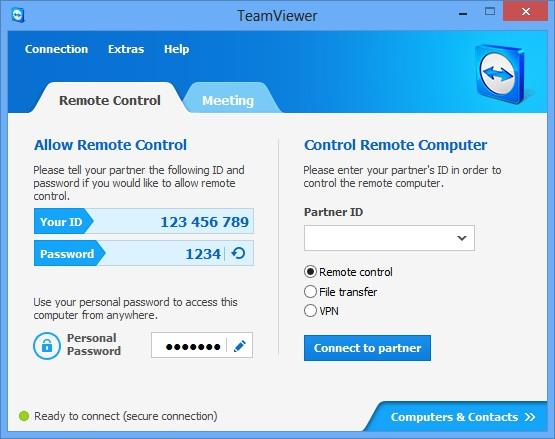 Teamviewer Crack Software
