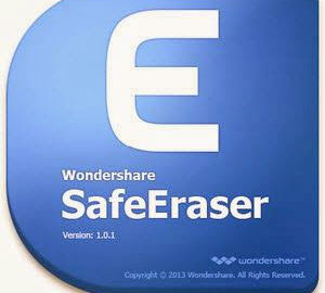 Wondershare SafeEraser Logo