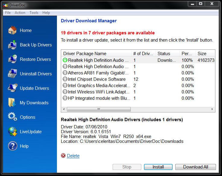DriverDoc Crack Free Download