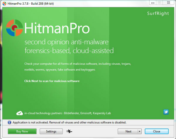 HitmanPro 3 Edition
