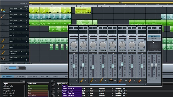 MAGIX Music Maker Pro