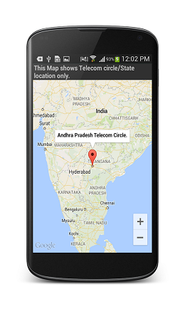 Mobile Number Location Tracker with Address and Tower