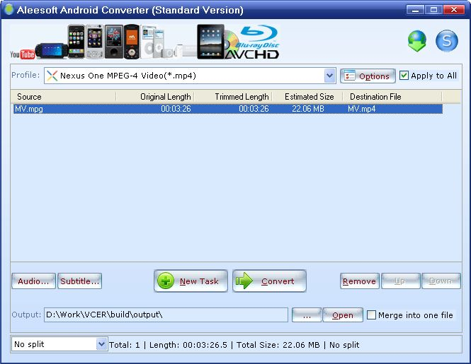 TS Converter Download