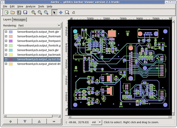 Fantastic Cadsoft Eagle Professional Gallery - Electrical Circuit ...
