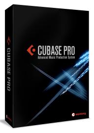 Cubase Pro 9 Logo